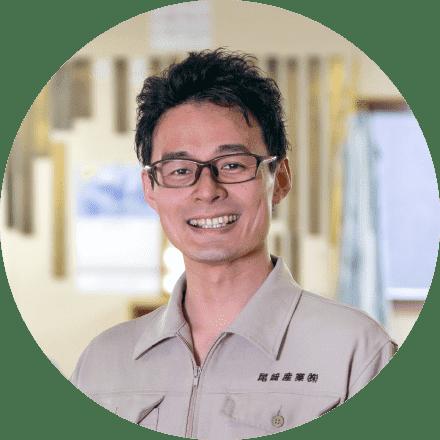 代表取締役社長 尾崎 昌司