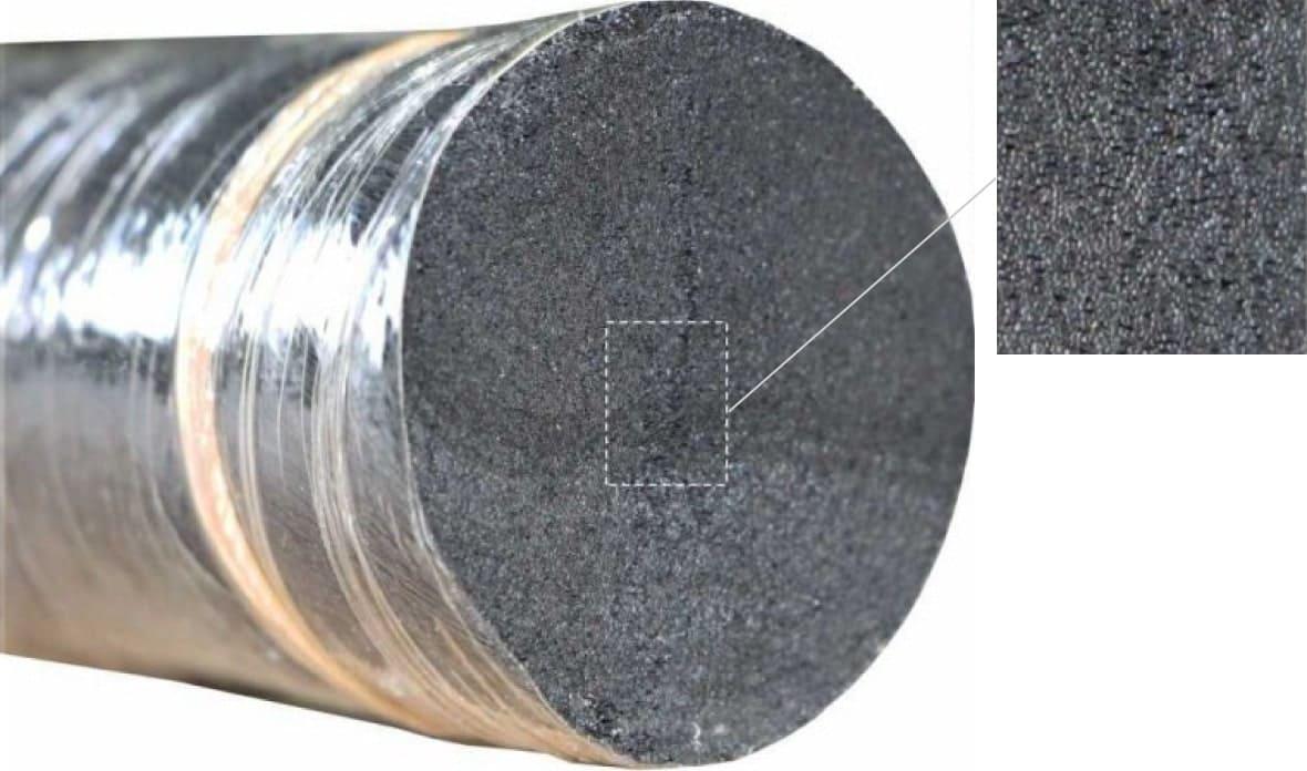 導電繊維でバツグンの耐久性イメージ