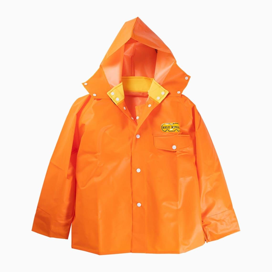 レリーロイヤル上着レスキューオレンジ
