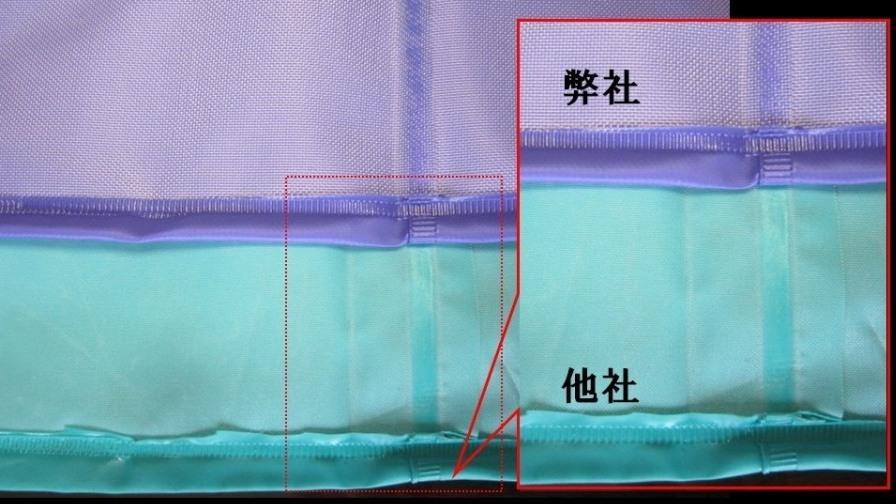 縫製技術比較