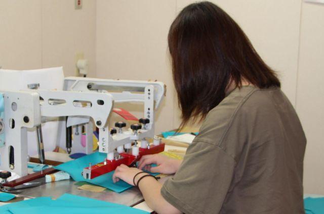 縫製師 Oさん